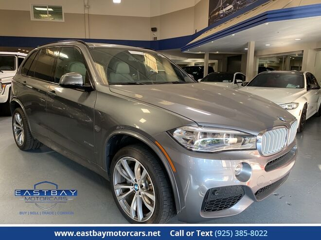 2016_BMW_X5_xDrive50i * M Sport / Executive / Cold Weather_ San Ramon CA