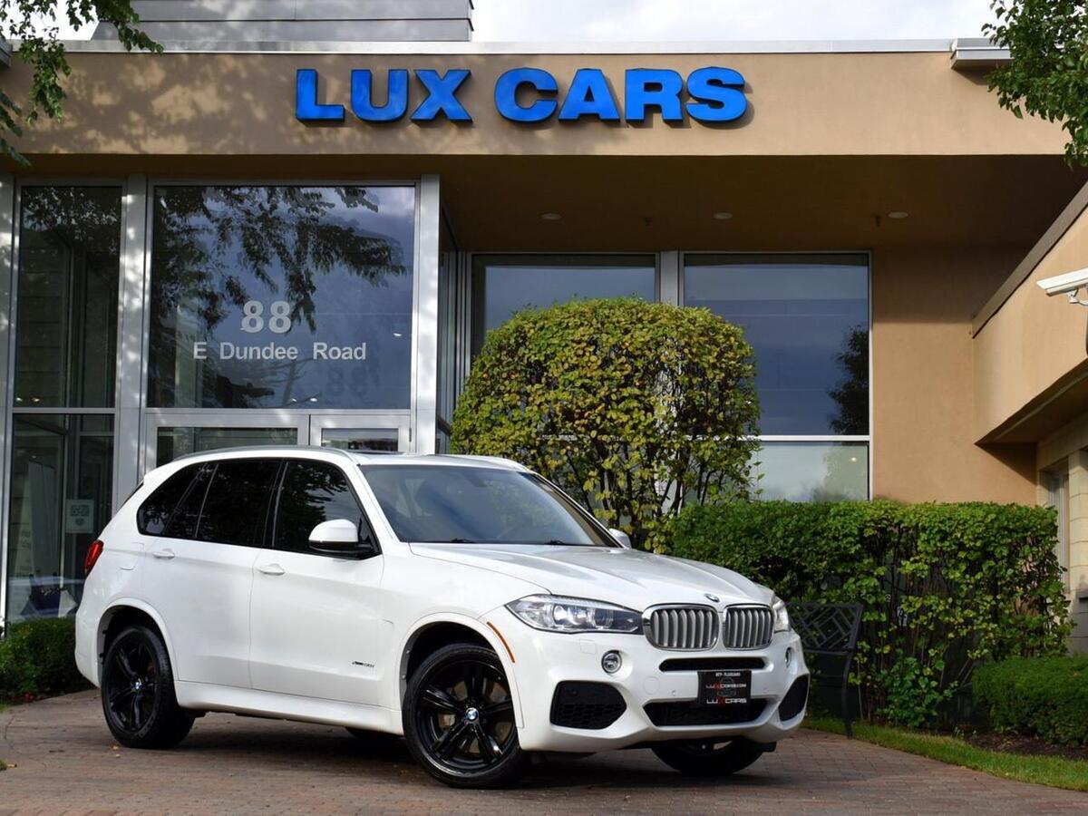 2016_BMW_X5_xDrive50i Panoroof Executive PKG Nav AWD MSRP $80,645_ Buffalo Grove IL