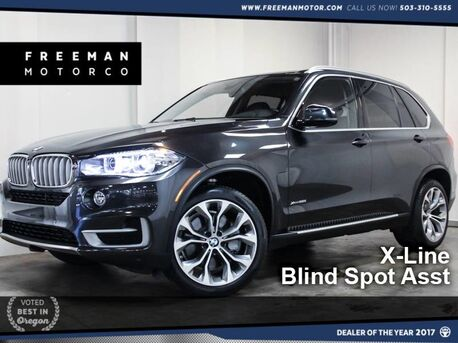 2016_BMW_X5_xDrive50i X-Line Blind Spot Assist_ Portland OR