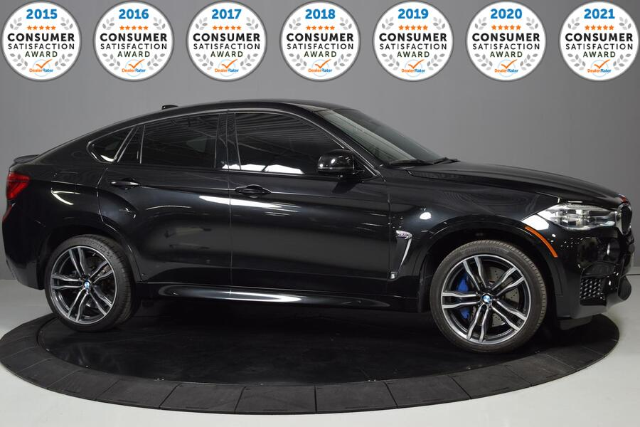 2016_BMW_X6 M__ Glendale Heights IL
