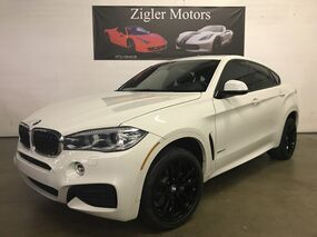 BMW X6 xDrive35i M SPORT, 1 Owner, Lux seat, Heads-up 2016