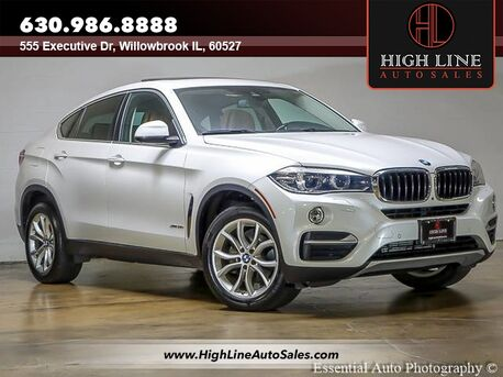 2016_BMW_X6_xDrive35i_ Willowbrook IL