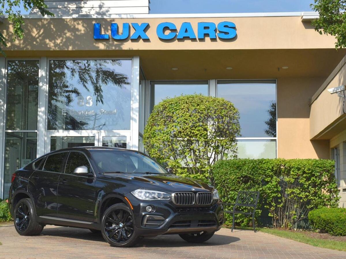 2016_BMW_X6_xDrive35i X-Line Nav Premium PKG AWD MSRP $74,045_ Buffalo Grove IL
