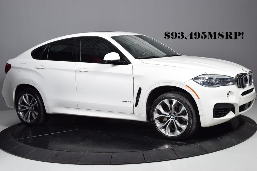 2016_BMW_X6_xDrive50i_ Glendale Heights IL