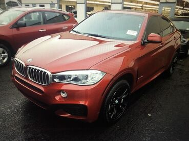 2016_BMW_X6_xDrive50i_ Worcester MA