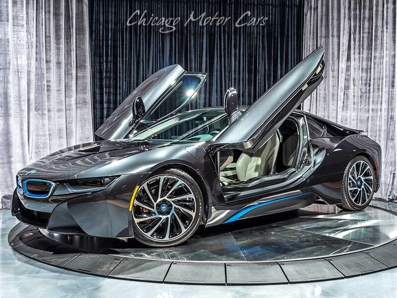 2016_BMW_i8_Coupe_ Chicago IL