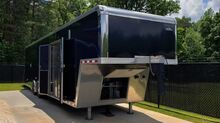 2016_BRAVO TRAILERS_ICON ENCLOSED_38' TANDEM AXLE_ Charlotte NC