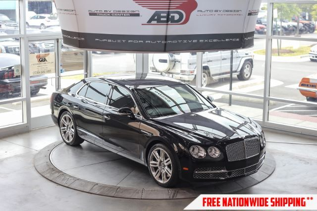 2016 Bentley Continental Flying Spur W12 Chantilly VA