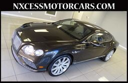Bentley Continental GT V12 W12 MSRP $237K. 2016