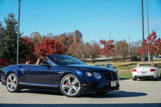 2016 Bentley Continental GT V8 S Hickory NC