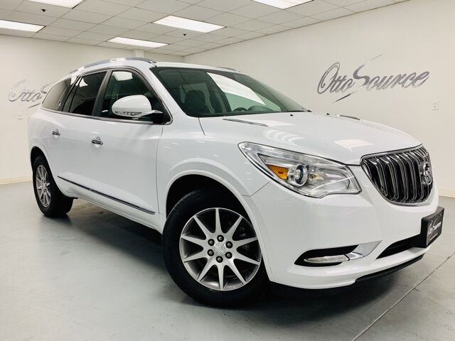 2016 Buick Enclave Leather Group Dallas TX