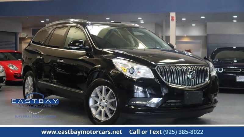 2016 Buick Enclave Leather San Ramon CA
