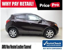 2016_Buick_Encore_AWD Leather w/Nav & Sunroof_ Maumee OH