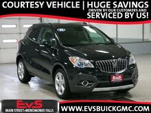 2016_Buick_Encore_Convenience_ Milwaukee WI