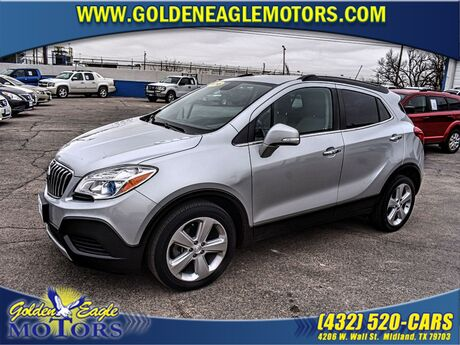 2016 Buick Encore FWD 4dr Midland TX