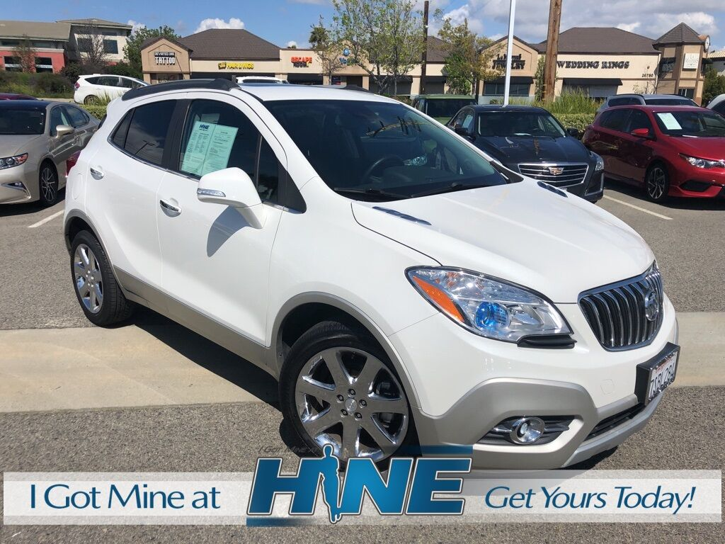 2016 Buick Encore Leather Temecula CA