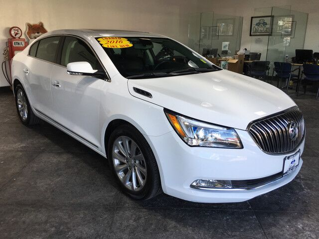2016_Buick_LaCrosse_Leather_ San Jose CA