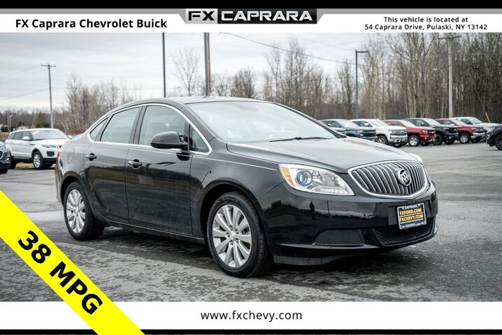 2016 Buick Verano Base Watertown NY