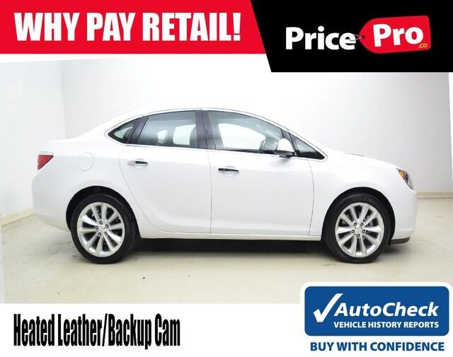 2016 Buick Verano Leather Maumee OH