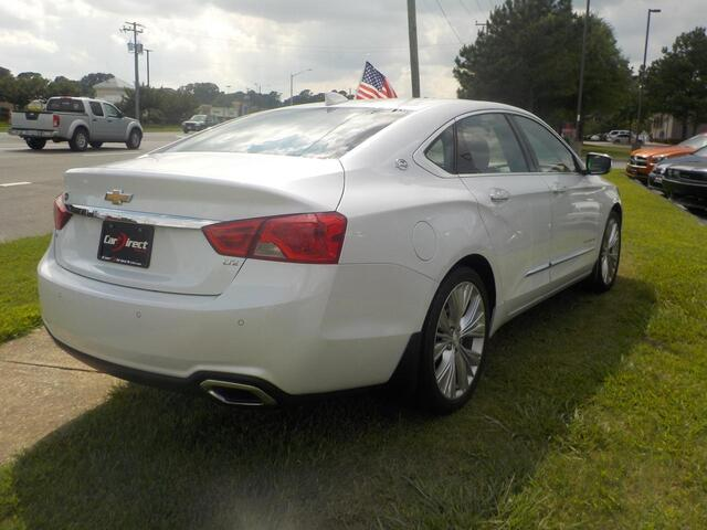 2016 CHEVROLET IMPALA LTZ 3.6L V6, BUY BACK GUARANTEE & WARRANTY, NAVI, BACK-UP CAM, REMOTE START, ONLY 20K MI! LIKE NEW!! Virginia Beach VA