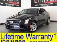 Cadillac ATS 2.0T LUXURY NAVIGATION REAR CAMERA REAR PARKING AID BOSE SOUND BLUETOOTH 2016