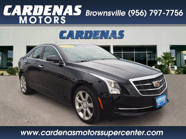 Cadillac Ats 2 0 T >> 2016 Cadillac Ats 2 0t Luxury Collection Brownsville Tx 29696590