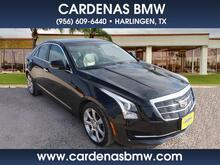 2016_Cadillac_ATS_2.0T Luxury Collection_ Harlingen TX