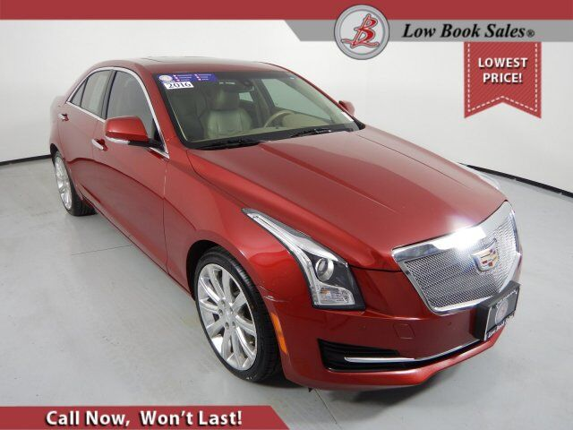 2016 Cadillac ATS AWD Luxury Collection AWD