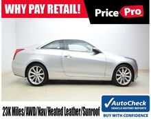 2016_Cadillac_ATS Coupe_AWD Coupe 2.0L w/Nav & Sunroof_ Maumee OH