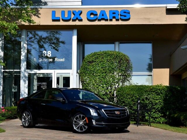 2016_Cadillac_ATS Coupe_Luxury Collection Nav AWD_ Buffalo Grove IL