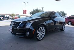 2016_Cadillac_ATS Coupe_Luxury Collection RWD_ McAllen TX