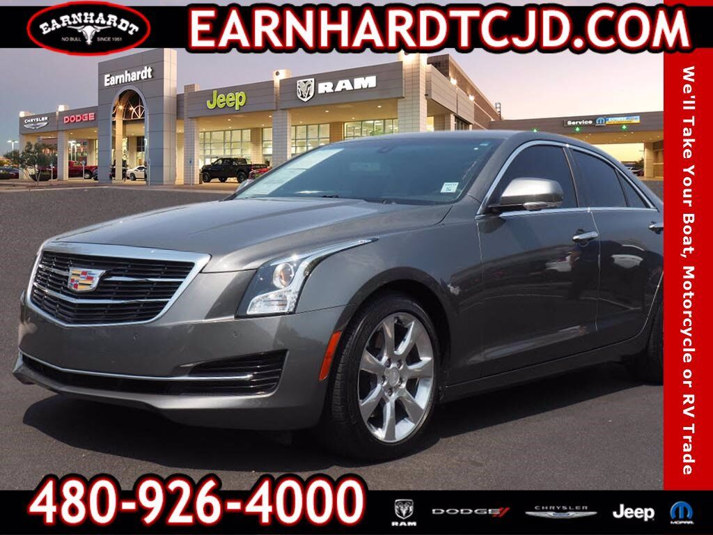 2016 Cadillac ATS Sedan Luxury Collection RWD Gilbert AZ