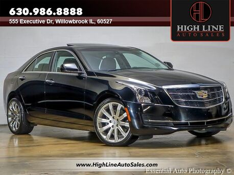 2016_Cadillac_ATS Sedan_Standard AWD_ Willowbrook IL