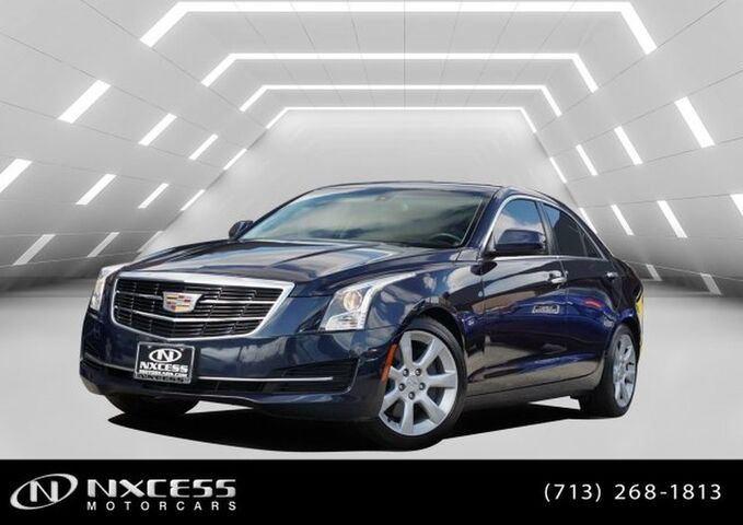 2016 Cadillac ATS Sedan Standard RWD Houston TX