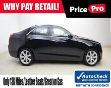 2016_Cadillac_ATS_Standard_ Maumee OH