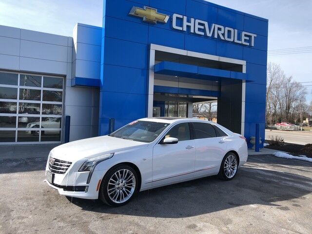 2016 Cadillac CT6 Sedan Premium Luxury AWD Rochester IN