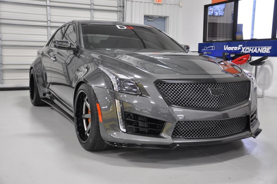 2016 Cadillac CTS-V Sedan  Tomball TX