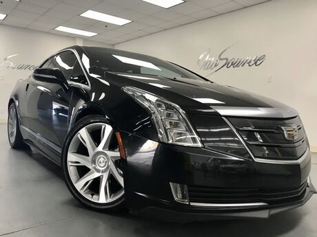 2016 Cadillac ELR  Dallas TX