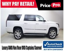 2016_Cadillac_Escalade ESV_4WD Luxury Collection_ Maumee OH