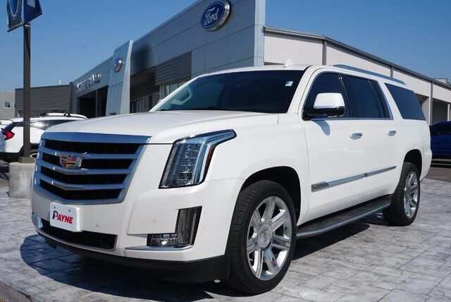 2016 Cadillac Escalade ESV Luxury Collection Weslaco TX
