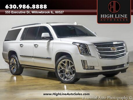 2016_Cadillac_Escalade ESV_Platinum_ Willowbrook IL