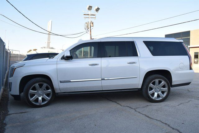 2016 Cadillac Escalade ESV Premium Collection Fort Worth TX