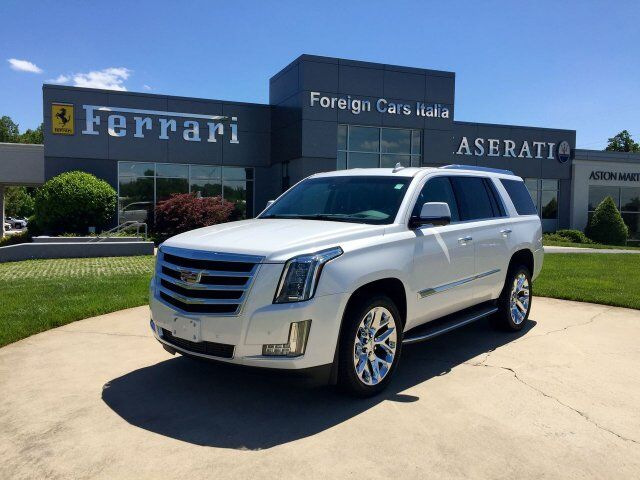 Is Cadillac A Foreign Car >> 2016 Cadillac Escalade Luxury Collection