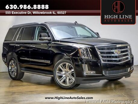2016_Cadillac_Escalade_Luxury Collection_ Willowbrook IL