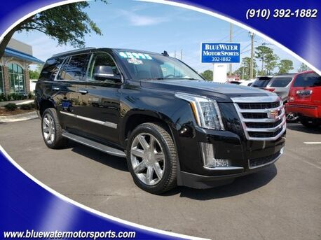 2016_Cadillac_Escalade_Luxury Collection_ Wilmington NC