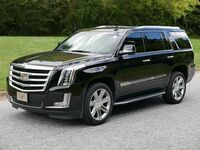 Cadillac Escalade Luxury Collection 2016