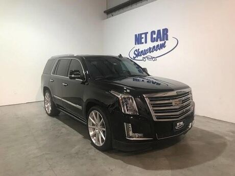 2016 Cadillac Escalade Platinum 4WD 10K WHEELS Houston TX
