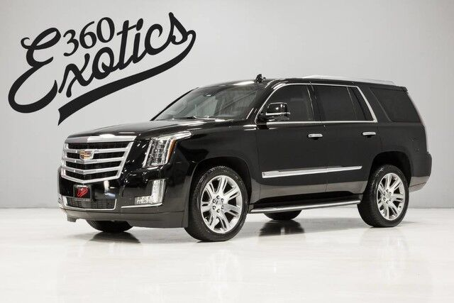 2016 Cadillac Escalade Premium Collection Austin TX