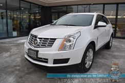 2016_Cadillac_SRX_Luxury Collection / AWD / Auto Start / Heated Leather Seats / Heated Steering Wheel / Panoramic Sunroof / Blind Spot & Lane Departure Alert / Bose Speakers / Bluetooth / Back Up Camera / 23 MPG_ Anchorage AK