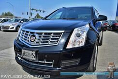 2016_Cadillac_SRX_Luxury Collection / AWD / Heated & Power Leather Seats / Auto Start / Navigation / Bose Speakers / Sunroof / Bluetooth / Back Up Camera / 23 MPG / 1-Owner_ Anchorage AK